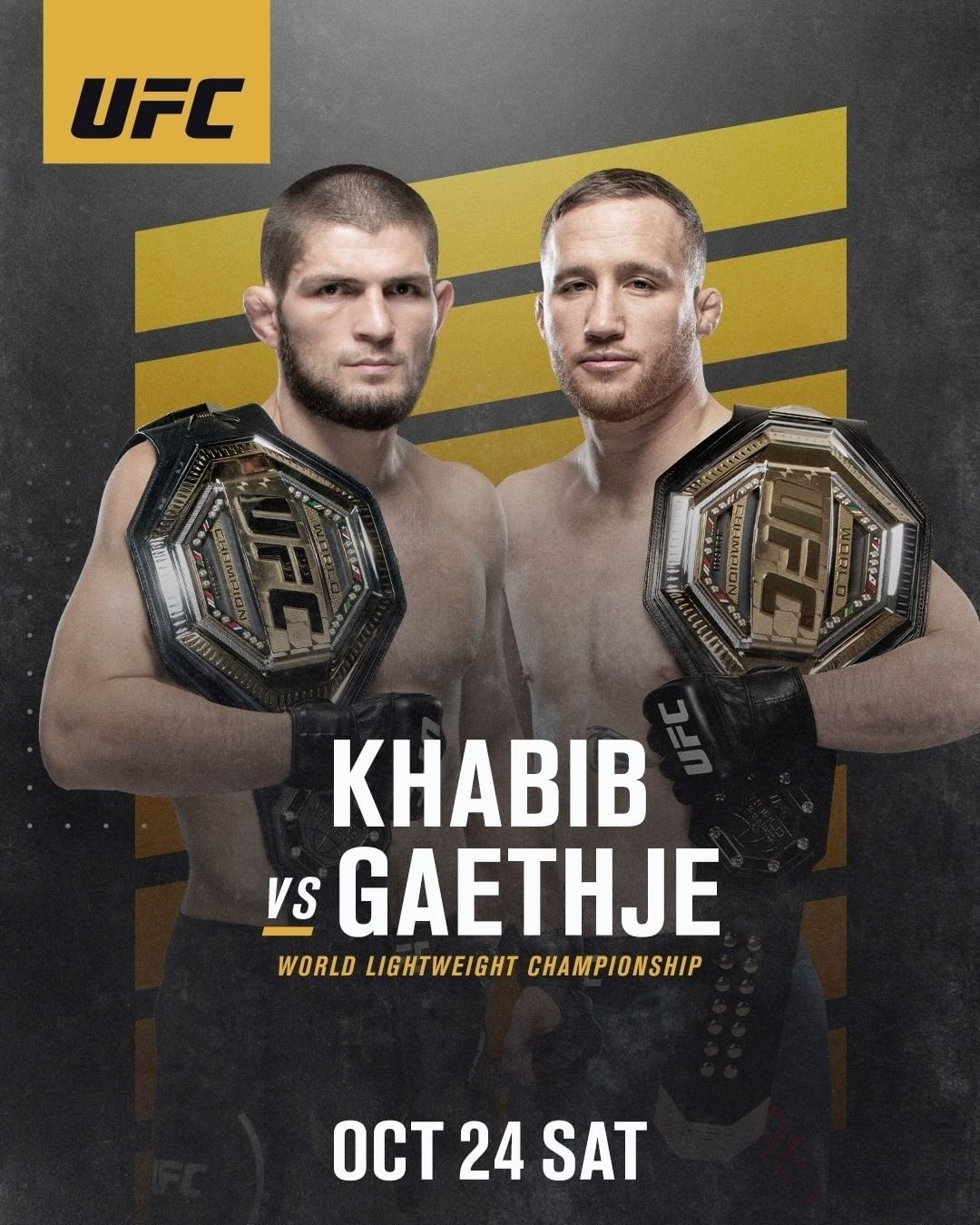 Khabib Nurmagomedov Vs Justin Gaethje Fight Preview Analysis