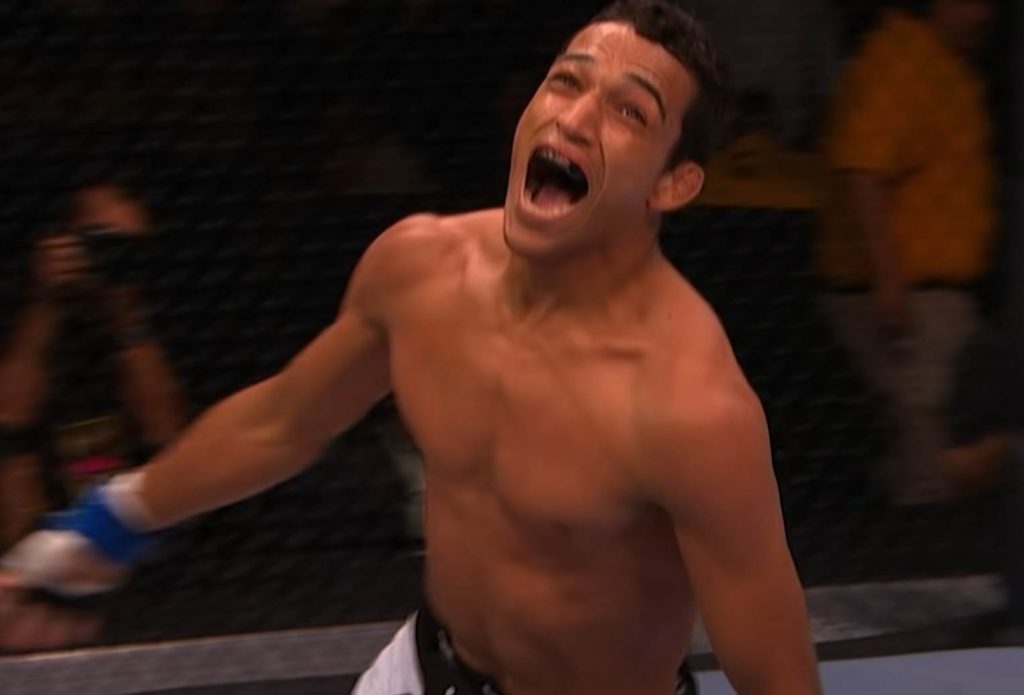 Who's next? Potential contenders for the UFC lightweight title