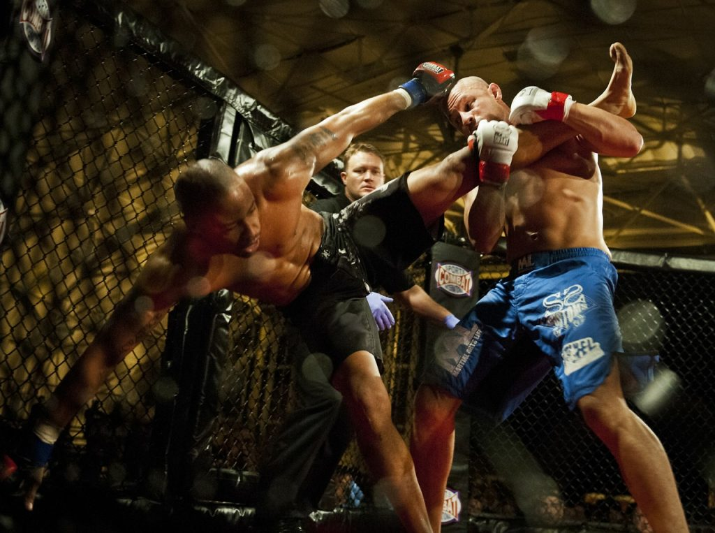 From ancient beginnings to the world's fastest-growing sport – a brief history of MMA