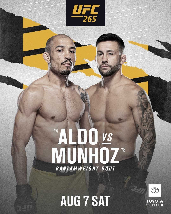 Jose Aldo vs. Pedro Munhoz – Preview & Matchup Analysis
