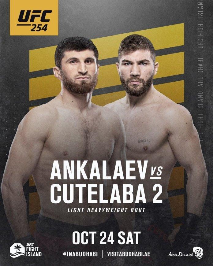 Magomed Ankalaev vs. Ion Cutelaba fight preview