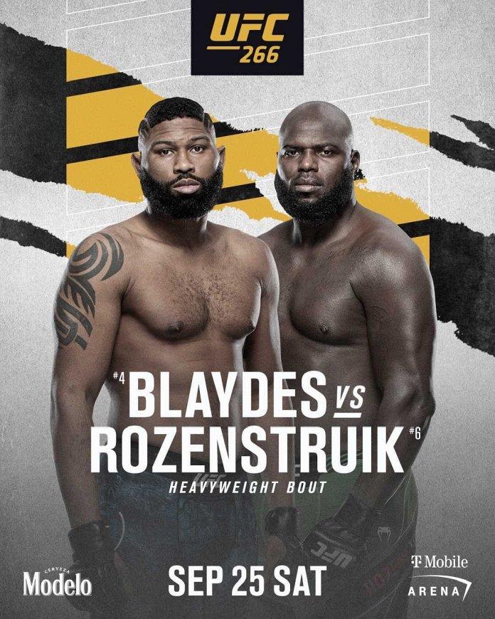 Curtis Blaydes vs. Jairzinho Rozenstruik – Preview & Matchup Analysis