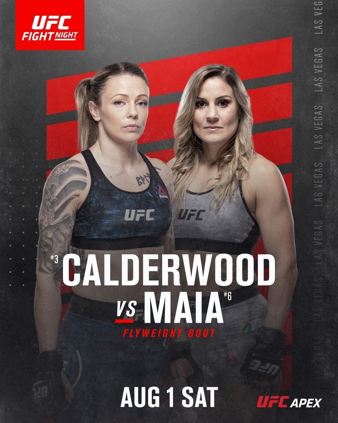 Joanne Calderwood vs. Jennifer Maia fight preview