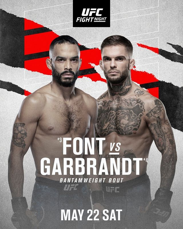 UFC Fight Night 188 – Start Time, Date, TV Channel & Schedule