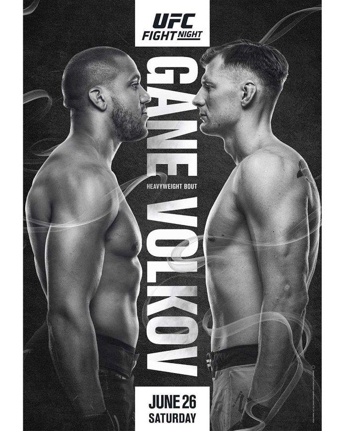 UFC Fight Night 190 Results