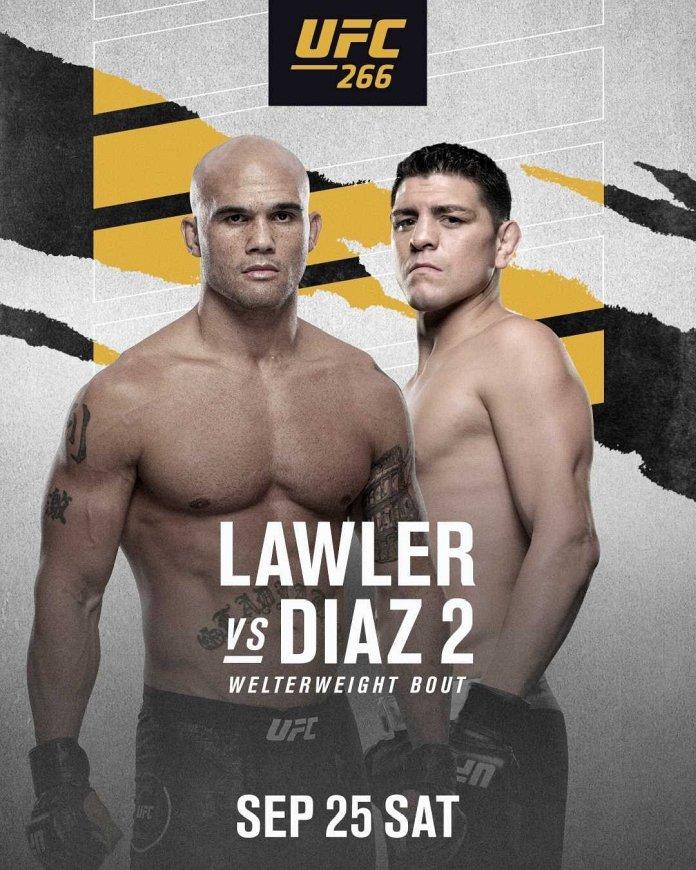 Nick Diaz vs. Robbie Lawler – Preview & Matchup Analysis