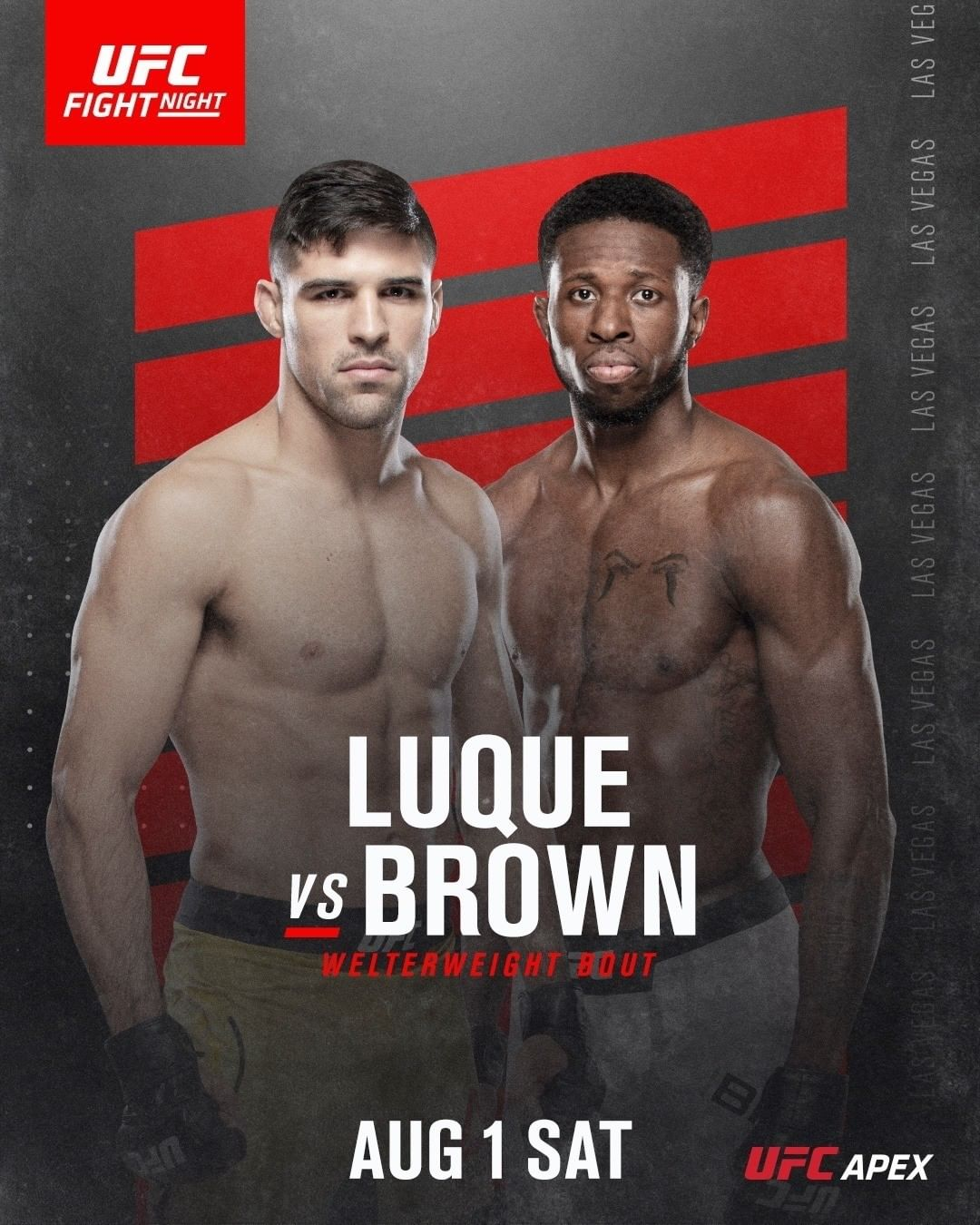 Vicente Luque vs. Randy Brown fight preview
