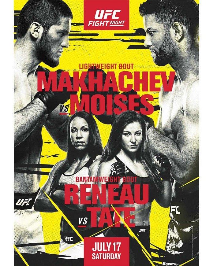 UFC Fight Night 191 Results