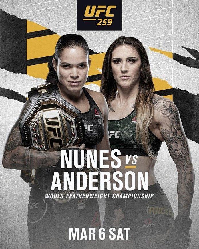 Amanda Nunes vs. Megan Anderson – Preview & Matchup Analysis