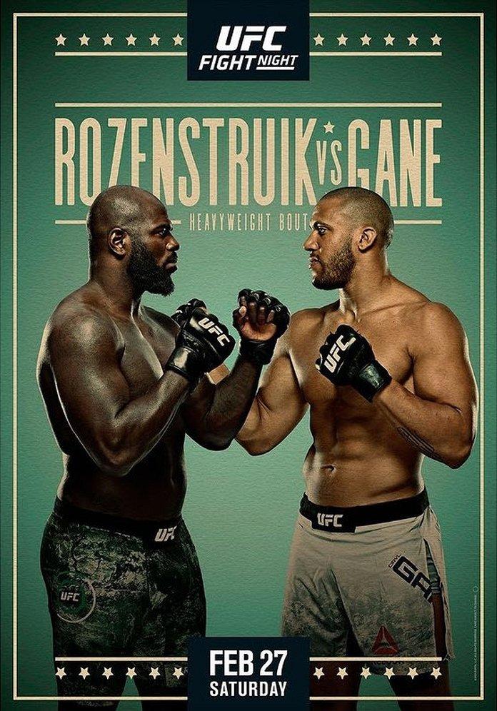UFC Fight Night 186 Results