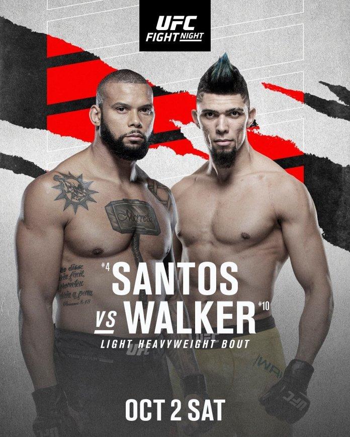 Thiago Santos vs. Johnny Walker – Preview & Matchup Analysis