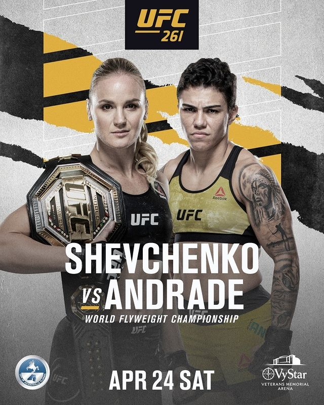 Valentina Shevchenko vs. Jessica Andrade – Preview & Matchup Analysis