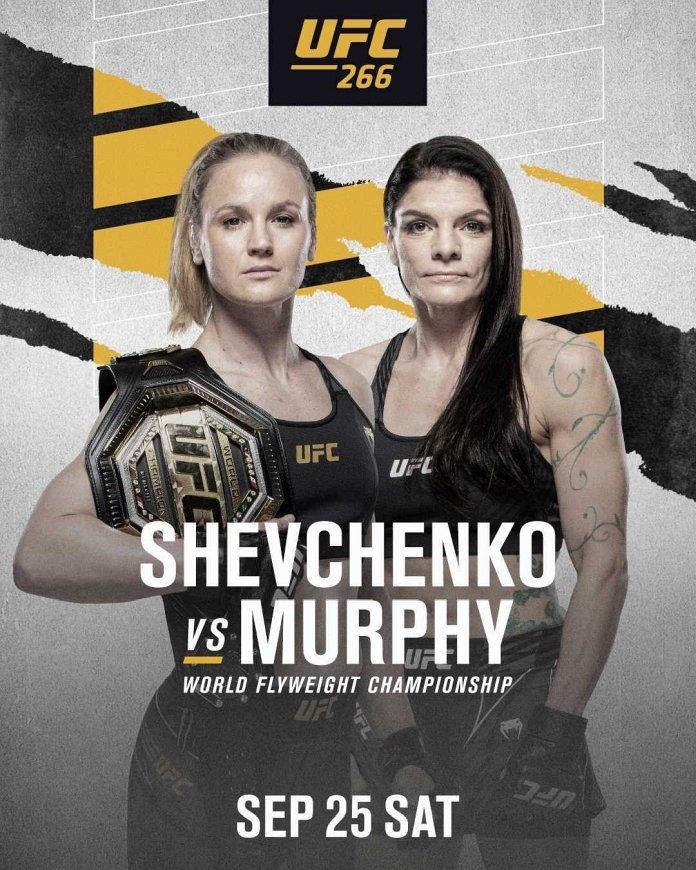 Valentina Shevchenko vs. Lauren Murphy – Preview & Matchup Analysis