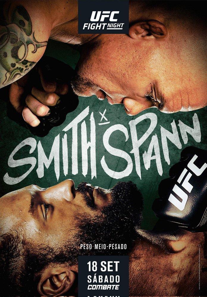 UFC Fight Night 197 promo photo