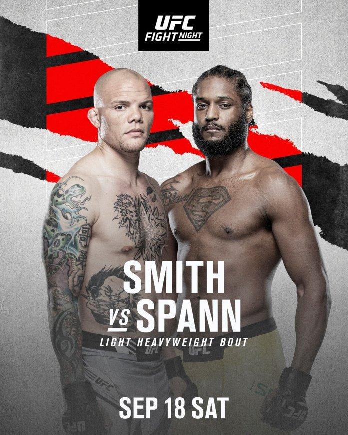 UFC Fight Night 197 bonuses payout poster