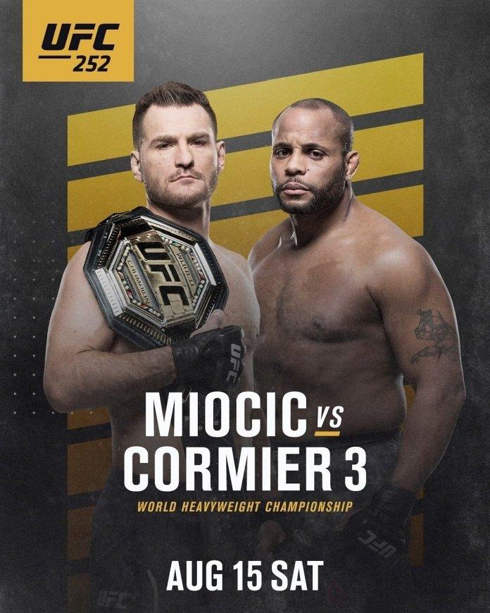 Stipe Miocic vs. Daniel Cormier fight preview