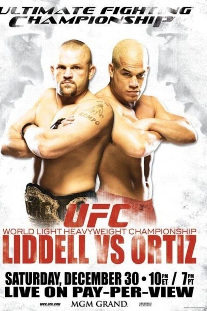 UFC 66: Liddell vs. Ortiz 2   MMA Junkie