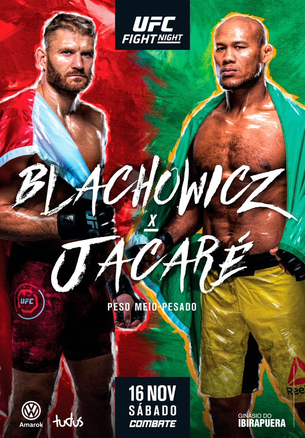 MMA CRYPT Survivor Pool #3 Ufc-fight-night-164-blachowicz-vs-jacare-poster