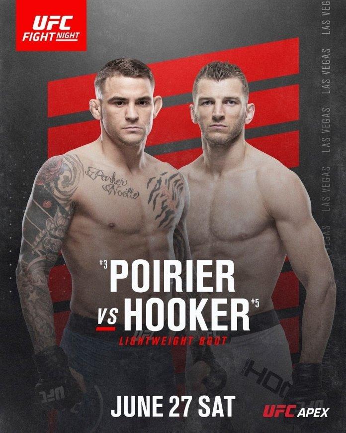 Poirier vs. Hooker fight facts