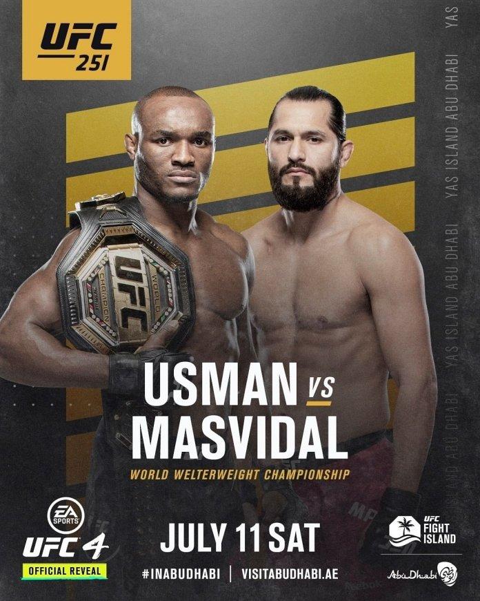 Kamaru Usman vs. Jorge Masvidal fight preview