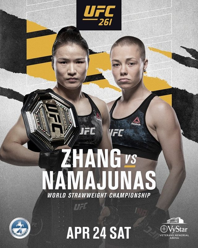 Zhang Weili vs. Rose Namajunas – Preview & Matchup Analysis